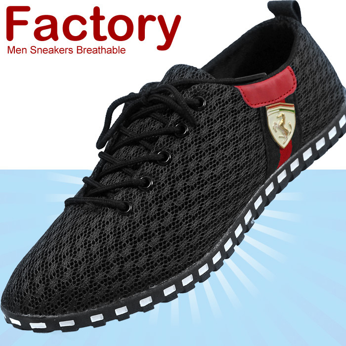 Sale New Men Sneaker Autumn Winter Zapato Casual Breathable Men Shoes Mesh Sneakers Running Sport Shoe for Man Flat Shoes(China (Mainland))