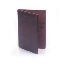 1pc the Cover of  the Passport Cover Casual Business Card Holder Men Credit Card ID Holders Pu Leather Card Bags — BID021 PM10
