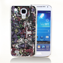 Neon Genesis Evangelion Hard Transparent CoverHard Transparent Cover Case for Samsung S3 S3 mini S4 Mini S5 Mini S6 S7 Edge