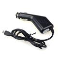 Top Quality Universal Car mini USB Charger Power Adapter For Garmin Nuvi GPS Black Jun 8