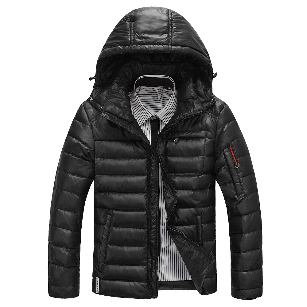 2015 Hooded Design Men Parka Casual Fit Men's Winter Jacket Thick Man Fashion Warm Autumn Outdoor Coat
