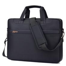 Laptop bag cases 15.6 15 14 13.3 inch Waterproof computer bag Laptop bags for Women and Man Portable Shoulder Black Notebook bag