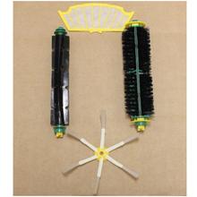 Free Post New Beater & Bristle Brush + Filter & Side Brush for iRobot Roomba 500 600 Series