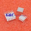 3PCS One Set Aluminum Heatsink Cooler Adhesive Kit for Cooling Raspberry Pi