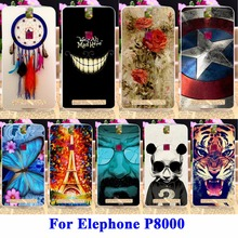 Buy DIY Flexible Soft TPU Silicon Phone Cases Elephone P8000 Housing Bags Skin Shell Covers Elephone P8000 Protector Shield for $2.51 in AliExpress store