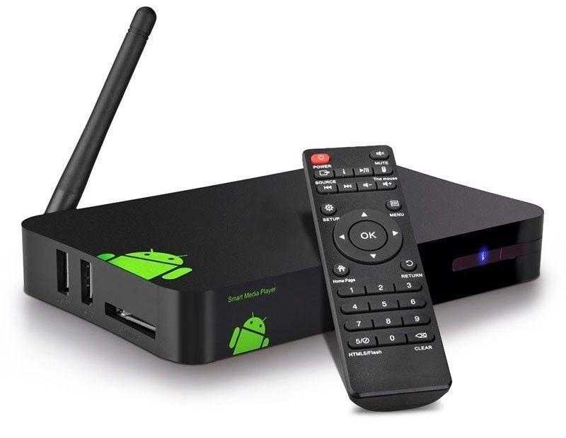 20PCS/LOT Google Android 4.2 Set Top Live Box WIFI Streaming Media Player Smart Quad Core TV BOX XBMC HDMI + Remote Control(China (Mainland))