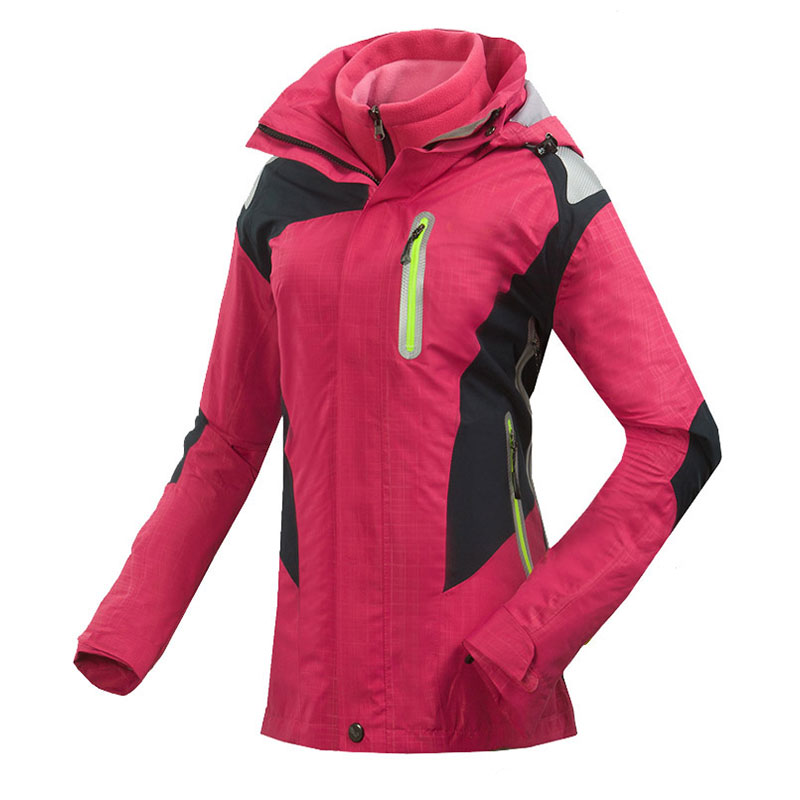 Online Get Cheap Womens Waterproof Jacket with Removable Liner