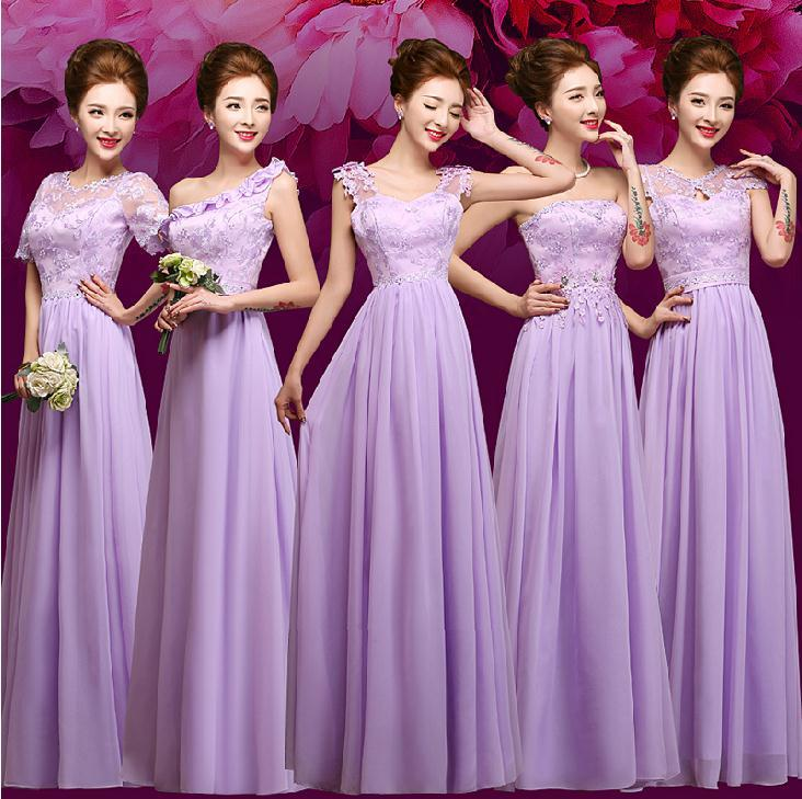 Платье для подружки невесты MERMAID  1505-1002
