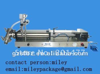SFGY-12 desktop flammable liquid filling machine supplier(M)