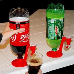Retail 859 cola bottle water dispenser switch hand press type water dispenser  (KA-20)