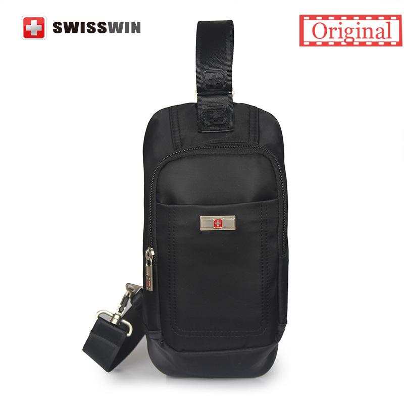 Swisswin multifunctional Casual Shoulder Bags swissgear wenger Sports Fanny Pack Small Women Waterproof Running Bag(China (Mainland))