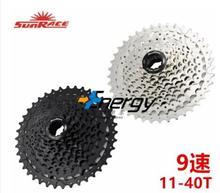Buy SunRace daytime CSM990 flywheel 9 speed 27 speed large mountain bike flywheel 11-40T climbing fly for $30.50 in AliExpress store