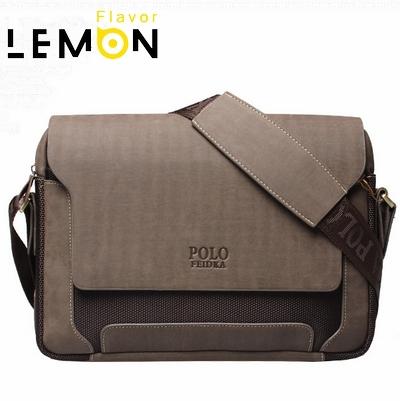 2015 Special Offer Brand Genuine Leather Men's Travel Bag Leisure Laptop Solid Men Shoulder Bag Business Men Messenger Bag FP001(China (Mainland))