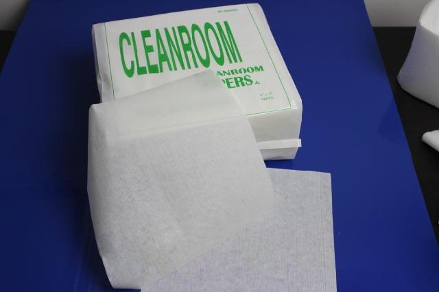WIP-0606 6''X6'' 56GSM Dust Free Industrial Used Cleanroom Cleans Paper(China (Mainland))