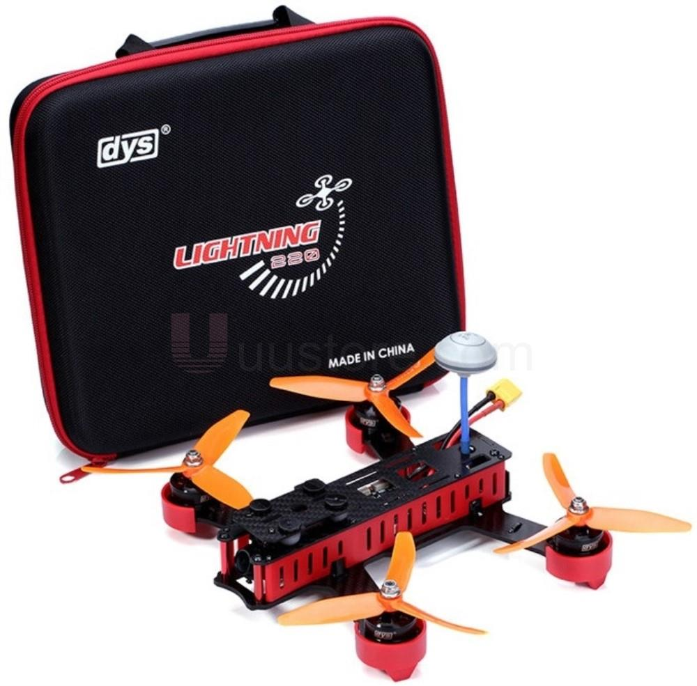 X220 DYS Lightning RECEIVER READY FPV RC Racing Quadcopter Combo RC DRONE RC Airplane