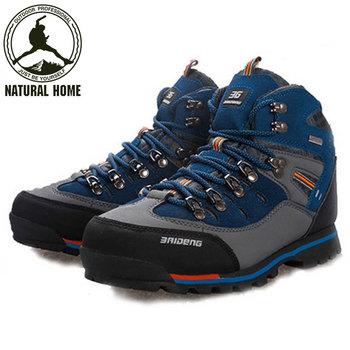 NaturalHome Открытый Туризм Туристические Ботинки Водонепроницаемые Загрузки Марка Мужчины Спортивная Обувь Альпинизм Обувь Походы Сапоги