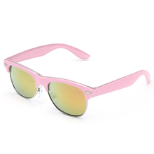 Мода детские солнцезащитные очки солнцезащитные очки — анти-уф Sun — младенца-затенение очки девочка мальчик бренд бесплатная доставка VS90019 P47