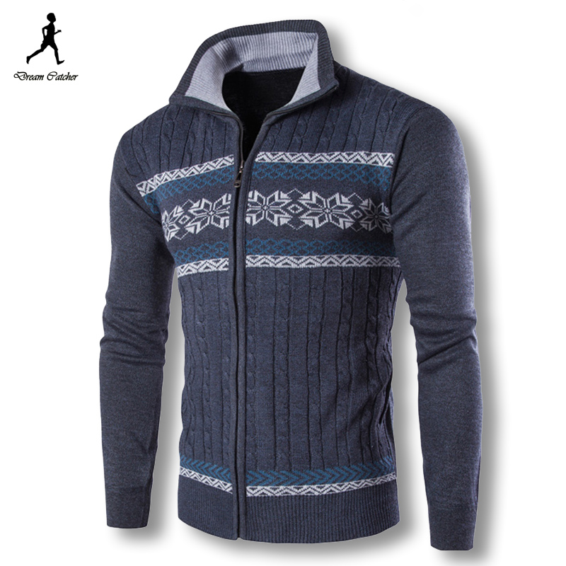 Men Sweaters Cardigans Hoodies Sweatshirt Men's Casual Fashion Slim Fit Spring Thickening Sports Tracksuit Jacket Sweater Male