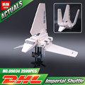 2016 New LEPIN 05034 2503Pcs Star Wars Imperial Shuttle Model Building Kit Blocks Bricks Compatible Children