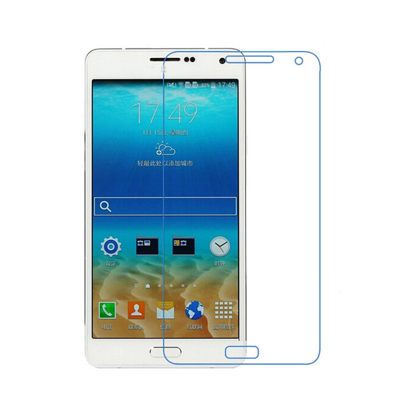 Direct Marketing A7 HD Screen Protector Film For Samsung Galaxy A7/a7000 Cell Phone Screen Guard 3PCS/Lot Free Shipping(China (Mainland))