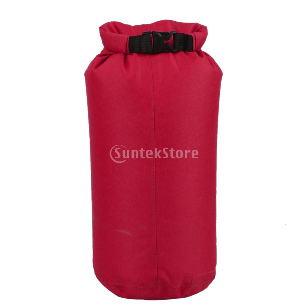 New Arrivals 2015 15L Waterproof Dry Sack Lightweight Compression Bag for Camping Kayaking Rafting Canoeing Free Shipping(China (Mainland))