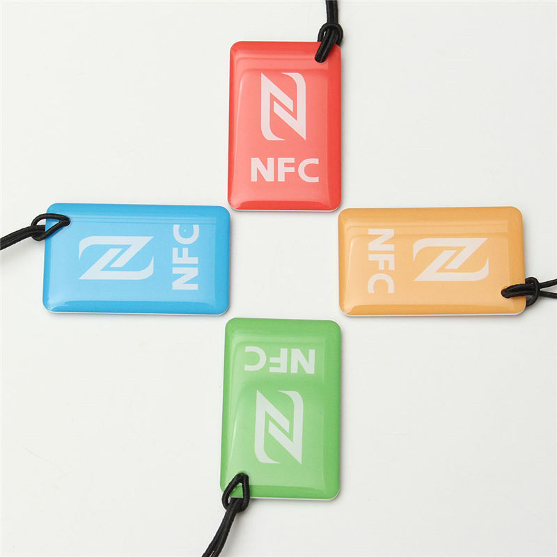 4PCS A Lot N-T-A-G 216 Universal 888 bytes NFC Tags for Business Card Access Control Hpme Usage Different Quality(China (Mainland))