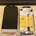 For HTC One S Z520e Z560e LCD display screen with touch screen digitizer with frame assembly