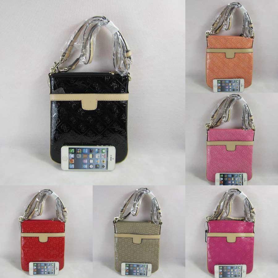 New Women Cross-body Messenger Handbag Shoulder bag Famous Brand Purse FX Leather High Quality NWT(China (Mainland))