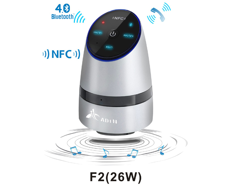 new vibration wireless mini stereo bluetooth resonance speaker/louderspeaker/sounder/amplifier for home theatre sound system MP3(China (Mainland))