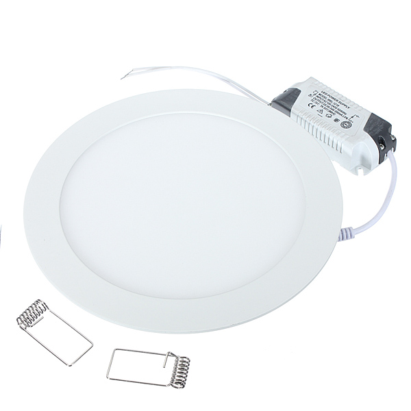 25 watt round led ceiling light recessed kitchen bathroom