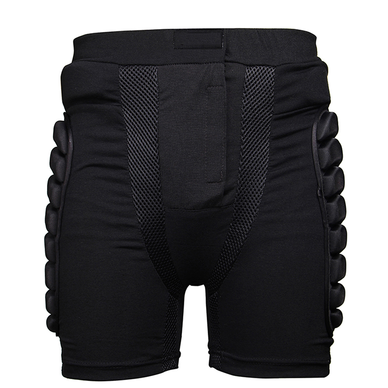 WOLFBIKE BC305 Winter Sports Skiing Shorts Protective Hip Bottom Padded Amour for Ski Snow Skate Snowboard Pants Protection(China (Mainland))