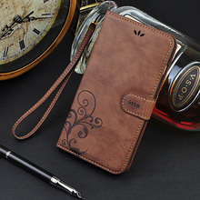 Retro Vintage Design PU Leather Case For iphone 5 5S 5G 6 6 Plus Stand Wallet Card Slot Mobile Phone Cover Capa Funda Case(China (Mainland))