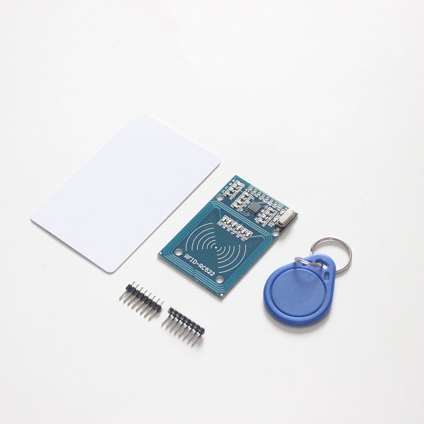 RFID module RF IC MFRC-522 RC522 Kits S50 13.56 Mhz 6cm With Tags SPI Write & Read for arduino uno 2560 Development Board DIY(China (Mainland))