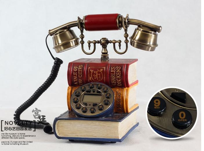 Acquista all 39 ingrosso online stile antico telefoni da for Camera dei deputati telefono
