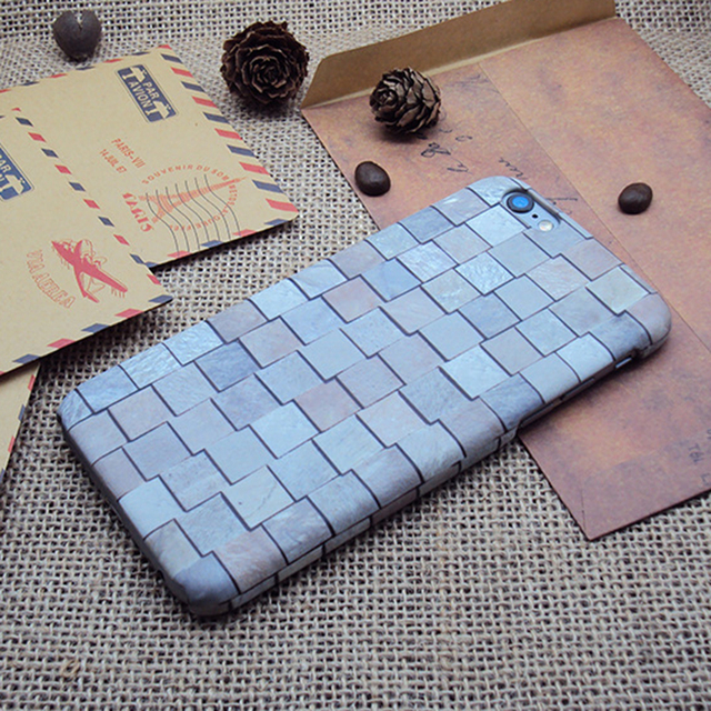 Case Iphone 5/5S/6/6S/6Plus Grid różne kolory