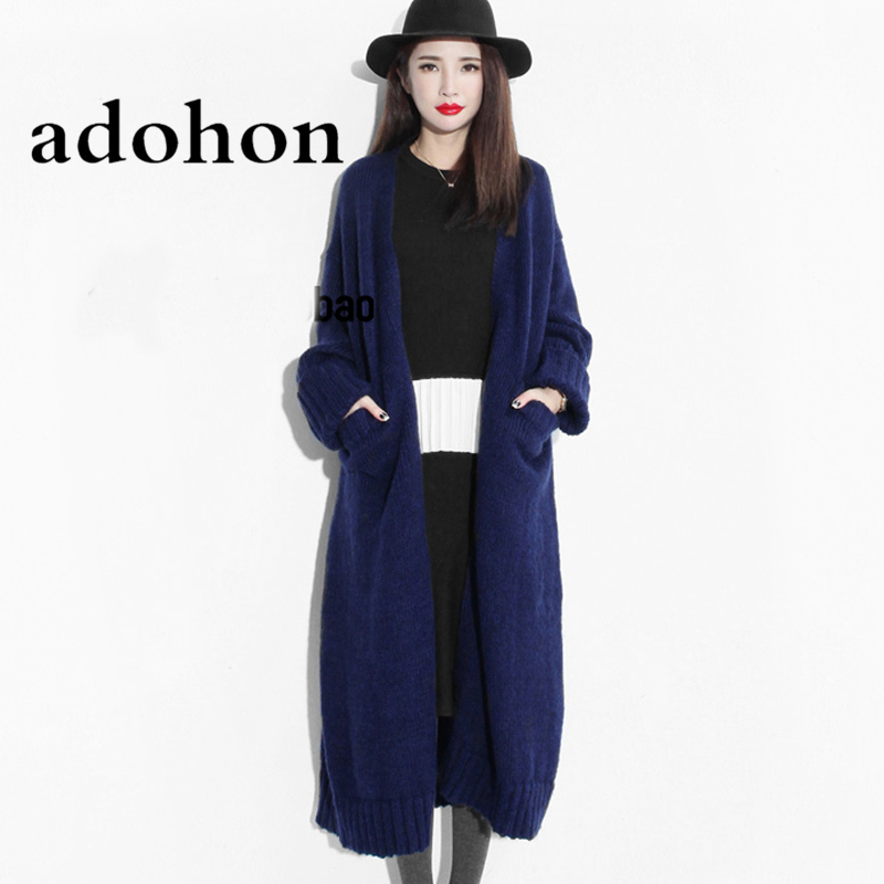 2015 Fashion Women Sweaters Autumn Sueter Femme Winter Tricot Knitted Cashmere Cardigans Wool Knitwear Coat Top Cheap
