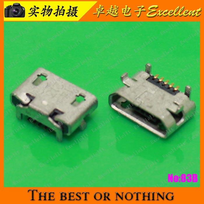 100 OEM Micro USB charging port for Motorola Droid RAZR XT910 XT912(China (Mainland))