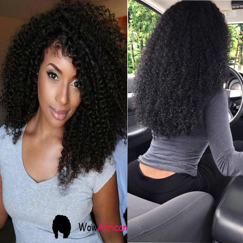 Cheap Full Lace Human Hair Wigs Black Women 7A Brazilian Virgin Glueless Wigs,Lace Front Baby - Arison 100% store