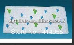 Swimming pool anti-slip PVC rubber floor mat