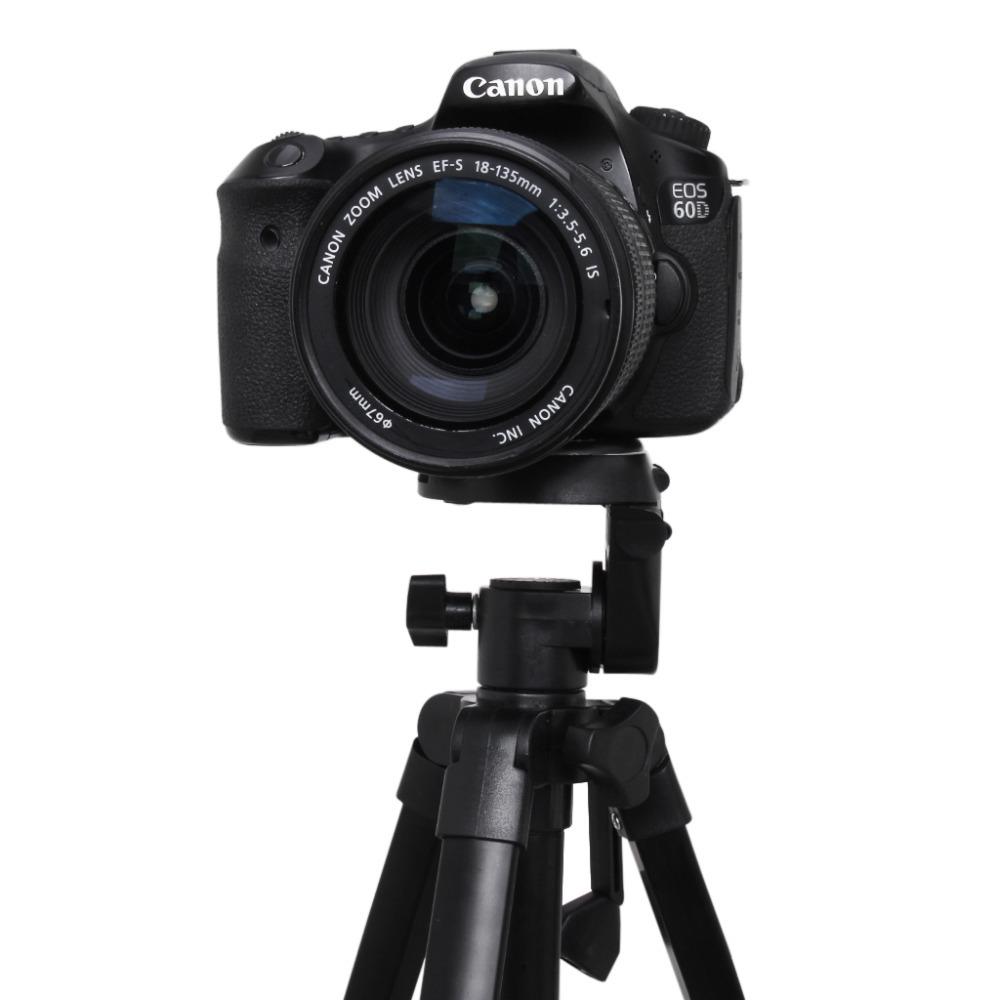 "New 53"" Professional Photo/Video Camera Compact Flexible Tripod Stand For Canon Nikon Sony Digital DSLR Camera(China (Mainland))"