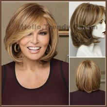 2015 High Quality Short Hair Wigs For Black Women Custom Synthetic Japan Wig Lady Fashion Queen Hair Products Hairstyle Hair Pad