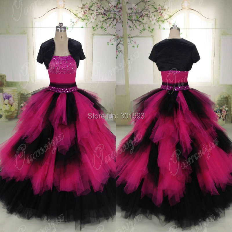pink and black wedding dresses gown and dress gallery
