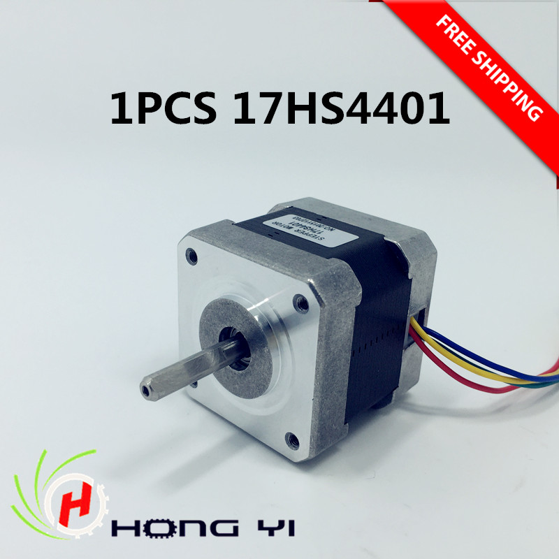 Freeshipping Any Country 4 Lead Nema17 Stepper Motor 42