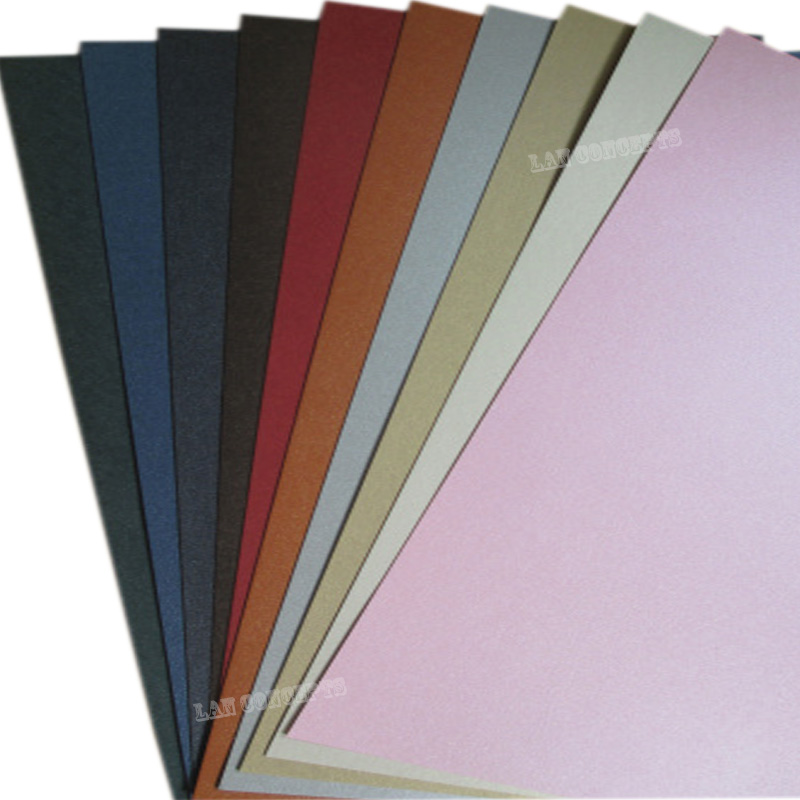 250g pearly-lustre Paper Card Stock for DIY postcard, album, scrapbook - 50pcs/lot LA0116 Free shipping(China (Mainland))