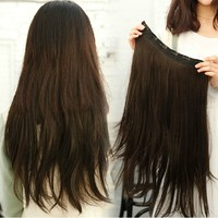 "22"" 100g Indian Clip in  Remy  hair extensions 9 color for choose( #1B,#2t33,#2t30,#4T33,#4T30,#4,#6,#8,#613)"