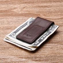 Деньги клипы  от HIRAM BERON LUXURY LEATHER GOODS для Мужчины, материал Настоящая кожа артикул 1996704191