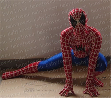 spiderman mascot costume halloween costumes party costume dinosaurs fancy dress christmas kids gift surprise