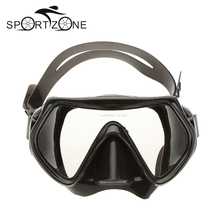 High Quality Adult Diving Masks Anti-fog Adjustable Swimming Goggles Mask Glasses Professional Diving Equipment(China (Mainland))