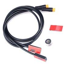 Kabel Voor Bafang Mid Motor E-bike Conversie Kits Gear Shift Sensor USB Programmering Scherm Rem EXTENSION EB-BUS 1T4 1T2(China)