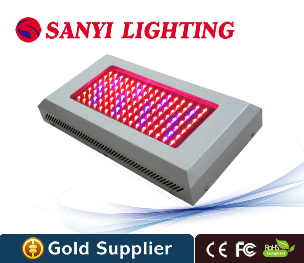 Indoor Greenhouse grow light led 120W led grow light Red Blue 8:1 AC100-240V grow light for plant growth flowering(China (Mainland))